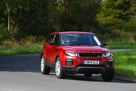 red range rover new range rover evoque se tech 2016 review auto express