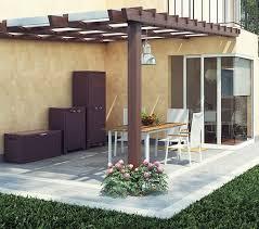 armadio da esterno in alluminio armadio da esterno arredo giardino