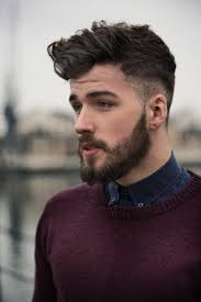 hairstyles that go with beards what are some stylish beard styles quora