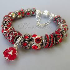 sterling pandora style bracelet images Pandora style bracelets xanadudesigns artfire shop jpg