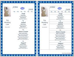 free downloadable restaurant menu templates letter of resignation