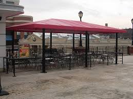 Awnings Cincinnati Commercial Awnings By Fabric Form Awnings In Cincinnati