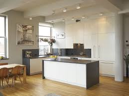 modern gourmet kitchen experience new york city u0027s eclectic side at one of these modern