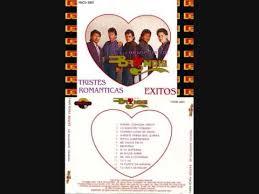 imagenes tristes y romanticas grupo bryndis corazon triste poemas cd tristes romanticas youtube
