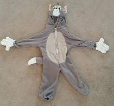 Tom Jerry Halloween Costumes Boys U0027 Fleece Costumes Ebay