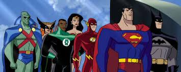 justice league cast images voice actors
