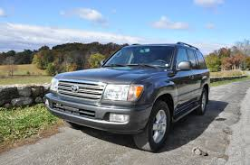 lexus lx 570 for sale vancouver for sale 2004 land cruiser gray no rust pa ih8mud forum