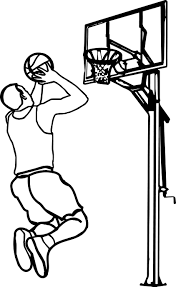 the basketball clipart for my friend thatrsquos you playing