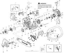 poulan pp4218avx gas saw 4218avx poulan pro parts diagrams