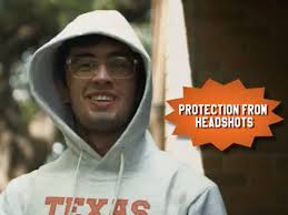 an ad for bulletproof hoodies and t shirts takes aim at campus