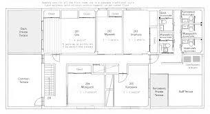 uno port inn ウノポートイン facilities laundry floor plan