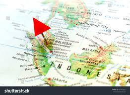 Singapore Map World by Map World Map Kuala Lumpur