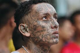 covered in tattoos can el salvador u0027s gangs reintegrate into