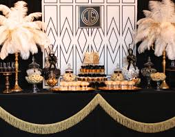 Brave Great Gatsby Party Decorations Ideas 10 At Unique Article