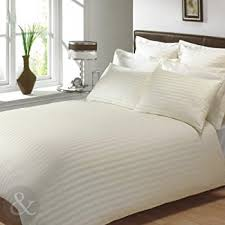 Duvet Cover Sizes 100 Egyptian Cotton Sateen Duvet Covers Luxury Satin Stripe