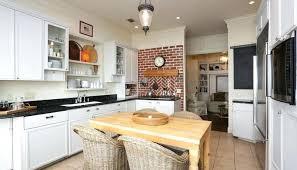 idea kitchen kitchen wallpaper beautiful kitchens with brick wall idea kitchens