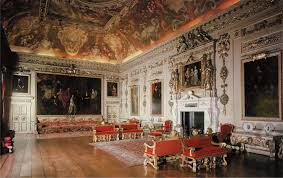 decorative detailing was a big feature in renaissance interiors