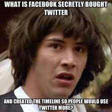 How To Use Memes On Facebook - conspiracy keanu memes create meme