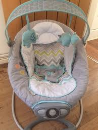bright starts avondale ingenuity baby bouncer vibrating chair in