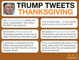 tweets thanksgiving mad magazine