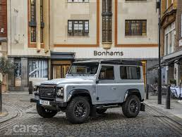 new land rover defender coming by 2015 rowan atkinson u0027s land rover defender 90 heritage heading for