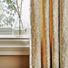 Gold Curtain Soft Gold Curtains Flora 66