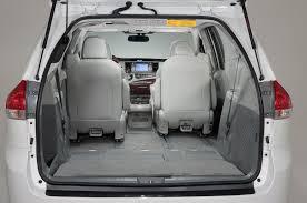 Toyota Highlander Interior Dimensions Toyota Sienna Carsworld Website