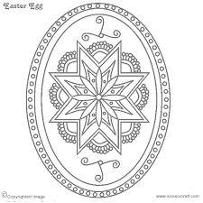 pysanky egg patterns worksheet image mag
