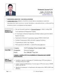 Resume Model For Job by Resume Template 79 Excellent Free Creative Templates Word For