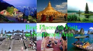 best places to visit to southeast asia in august month