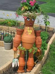 Garden Craft Terra Cotta Marker - 440 best re scape creative clay pots terra cotta pots images on