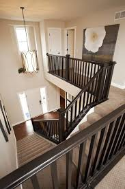 How To Paint Banister Model Staircase Model Staircase Staining Pine Stair Treads