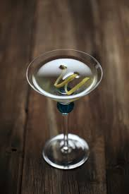 vesper martini the vesper u2013 science of drink