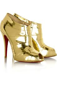 image christian louboutin robot 120 ankle boots jpg