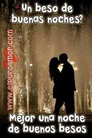 imagenes buenas noches de parejas imagen de amor con pareja de enamorados y una frase de amor para una