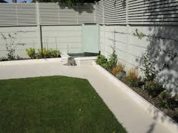 garden fencing design dublin landscaping ie