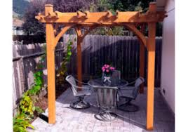 10 X 20 Pergola Kit by Pergola Kits For Sale Cedar Wood U2013 Outdoor Living Today
