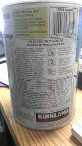 krikland kirkland signature infant formula review theitbaby