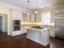 kitchen 15 modern long kitchen silver granite counter top