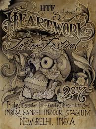 3rd heartwork tattoo festival december 2017
