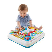 fisher price around the town learning table fisher price laugh learn around the town learning table english