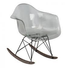 chaise a bascule eames chaise eames a bascule achat vente pas cher
