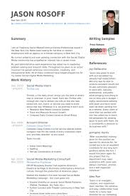 Media Resume Sample by Media Intern Resume Samples Visualcv Resume Samples Database