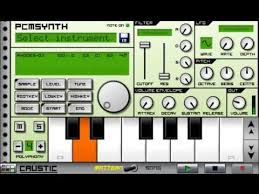 caustic 3 apk mp3 modular synth tutorial caustic 3