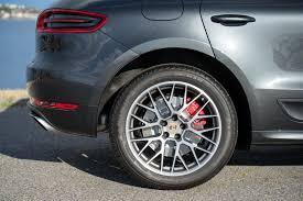 Porsche Macan Grey - 2017 porsche macan turbo for sale in victoria bc at silver arrow