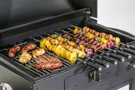 Super Pro Charcoal Grill by Blackstone 3 In 1 Kabob Charcoal Grill Review Divinegrill Com