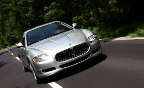 maserati s class 2009 maserati quattroporte s first drive review reviews car