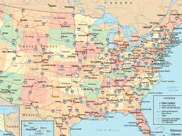 map us interstate system how to understand the interstate highway system s nomenclature