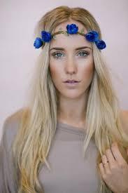 festival headbands of flowers crown boho festival headband hair