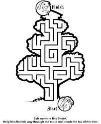 it s a big big world activities tree maze pbs